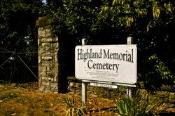 Highland Memorial Cemetery