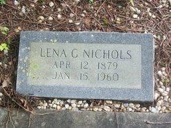 Lena Talitha <i>Garrett</i> Nichols