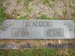 Henry M Blalock