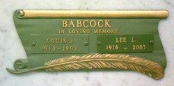 Louis Joseph Babcock