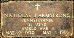 Nicholas John Armstrong, Sr