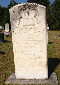 Mary Ann Clack <i>Smith</i> Martin