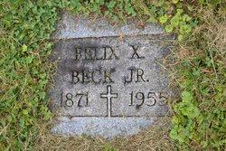 Felix Xavier Beck, Jr