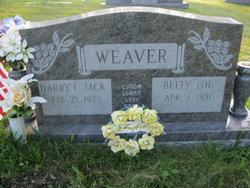 Harry Jack Weaver