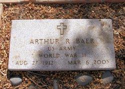 Arthur R Baer