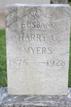 Harry Charles Myers