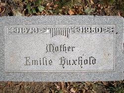 Emilie <i>Thiele</i> Huxhold