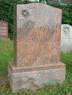 Paulette A Allard