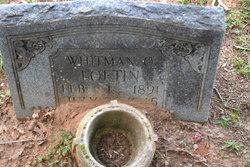 Whitman O Loftin
