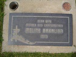 Meline <i>Essayan</i> Bakalian