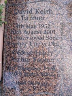 David Keith Farmer
