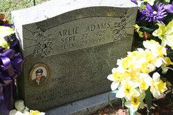 Arlie Adams