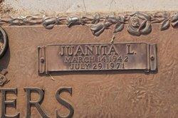 Juanita L Bowers
