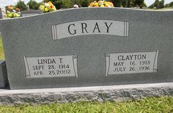 Clayton Clay Gray