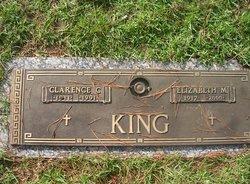 Elizabeth M King