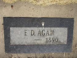 Frank D. Agan