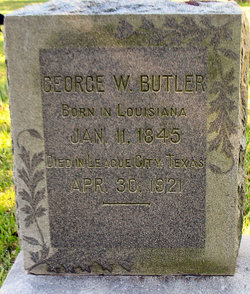 George Washington Butler