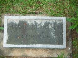 Bennie Dickinson