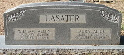 Laura Alice <i>Rutledge</i> Lasater