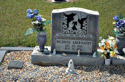 Mildred <i>Griffin</i> Abernathy