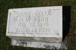 Annie Bell <i>Slay</i> Ford