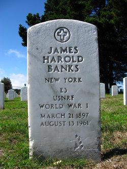 James Harold Banks