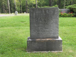 Alice M. <i>Smith</i> Baker