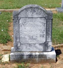 Garland Harvery Lincecum