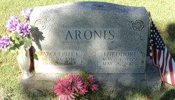Marguerite Louise <i>Barnhart</i> Aronis