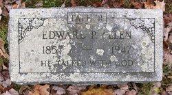 Edward P Allen