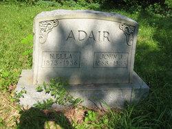 John J Adair