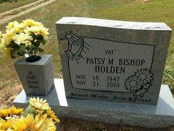 Patsy Maureen Pat <i>Bishop</i> Holden