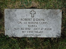 Corp Robert D Bob Diehl