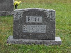 Rose <i>Cloutier</i> Blouin Ruel