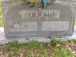 Agnes <i>Charles</i> Abbott