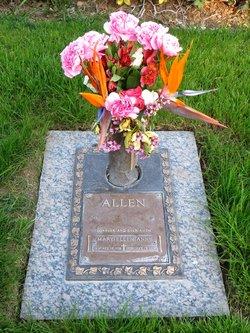 Mary Ellen Anne Allen