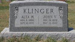 Alta May <i>Wilder</i> Klinger