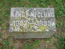 Nancy <i>Mitchell</i> McClung