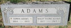 Maude Alberta <i>Stone</i> Adams