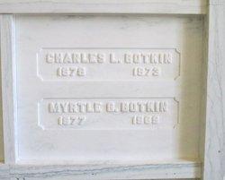 Dr Charles L Botkin