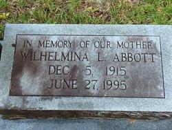Wilhelmina L. Abbott
