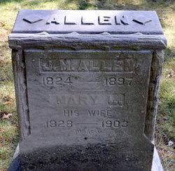 Mary Louise <i>Tubbs</i> Allen