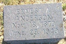 Ernest Alec Anderson