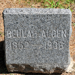 Beulah <i>Merritt</i> Alden