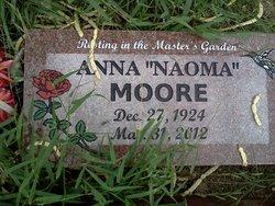 Anna Naoma <i>Amalong</i> Moore