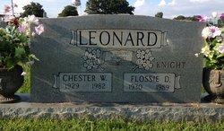 Chester William Leonard