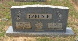 Margaret A <i>Conly</i> Carlisle