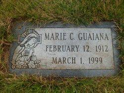 Marie C Guaiana