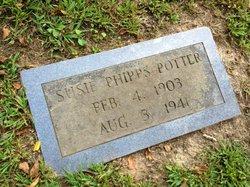 Susie <i>Phipps</i> Potter