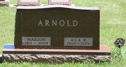 Marion Kathryn <i>Irvine</i> Arnold